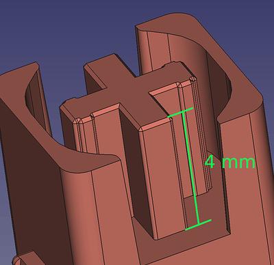 Measurement of Keycap Mount