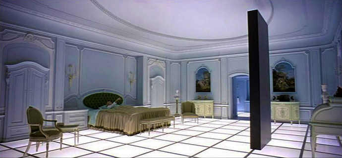 Image result for monolith space 2001