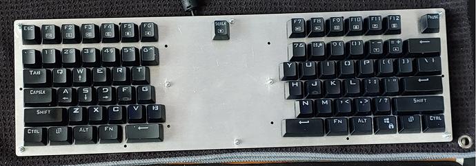 keyboard-complete