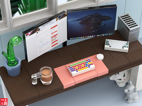 HHKB Desk