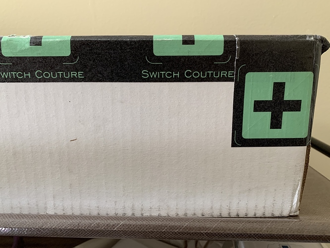 Package from Switch Couture