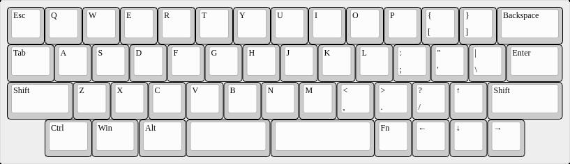 hhkb-split-space