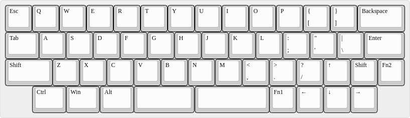 hhkb-1u-shift-split-space