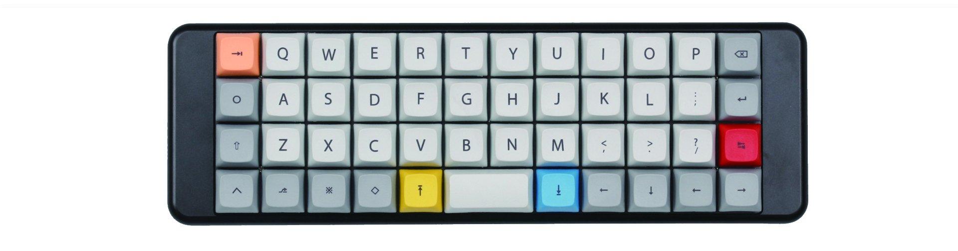 GB]Double2 BLE RGB 40% Custom mechanical keyboard diy kit - Group