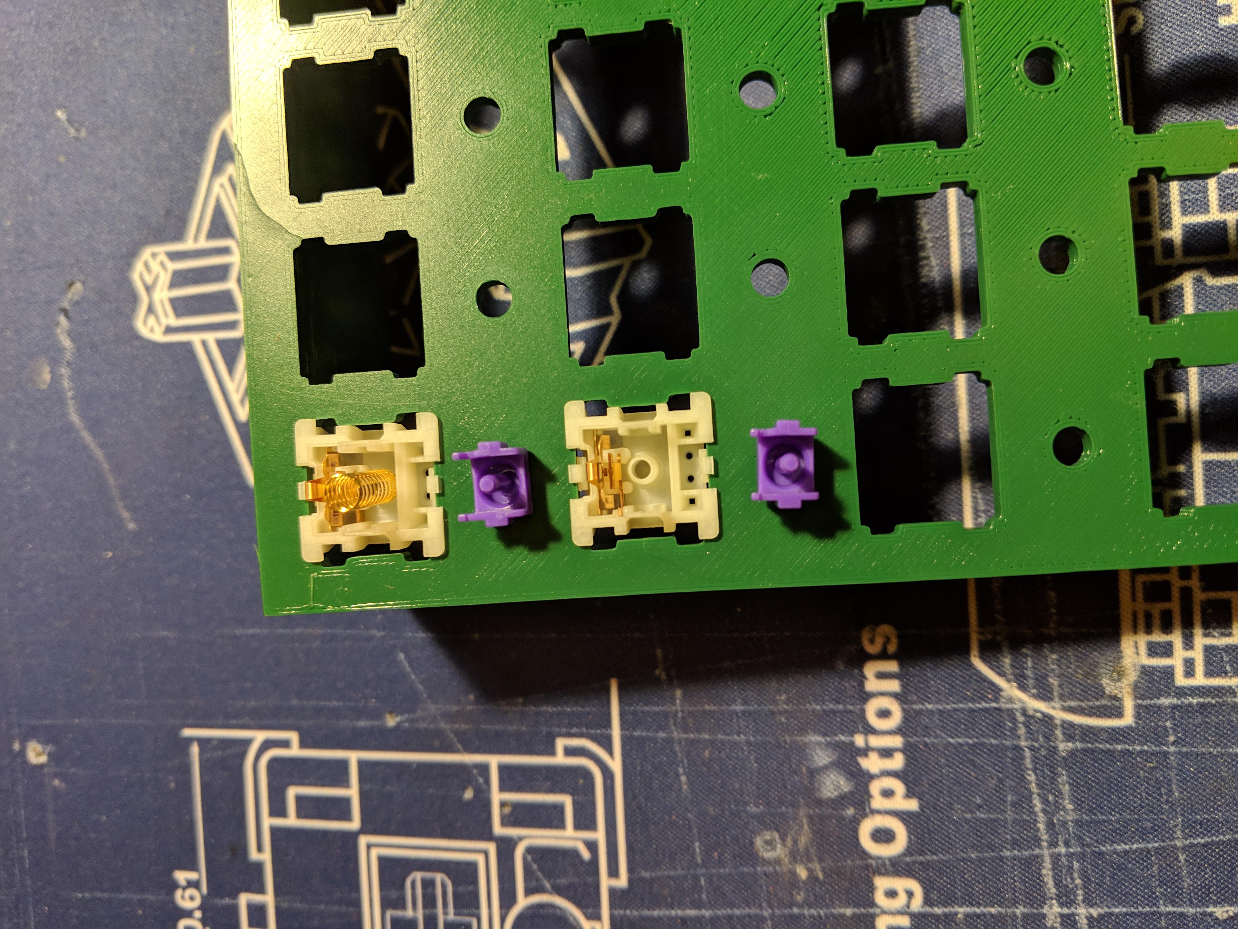 Simple switch lube station - General DIY - KeebTalk