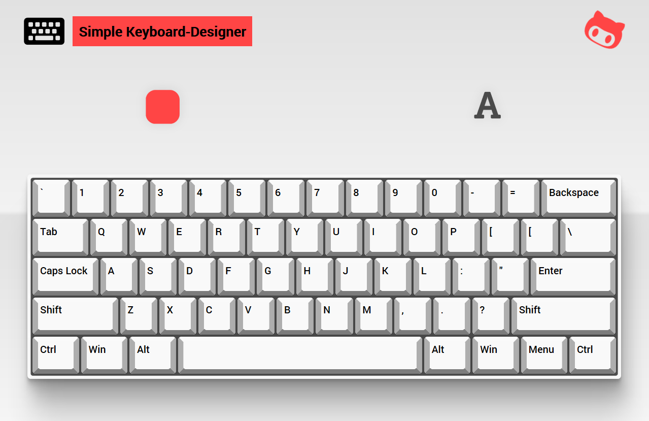 keyboard-designer
