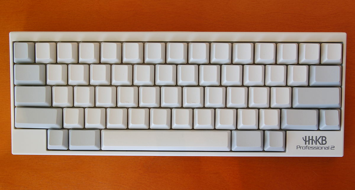 HHKB picture from Wikipedia Commons