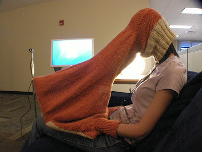 lap top privacy sweater