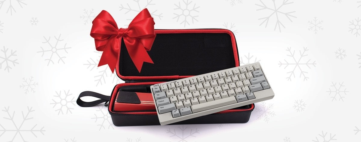 r/MechanicalKeyboards - The Ultimate HHKB Holiday Giveaway You've Been Waiting For!